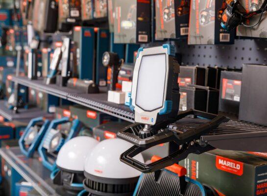 Kvaliteetsed ja kliendisõbralikud Mareld töövalgustid ja töölambid